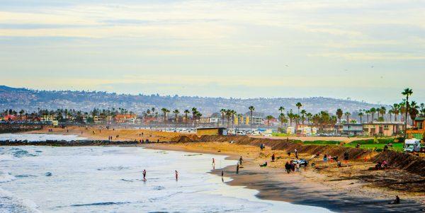 Road Trip San Diego County, California
